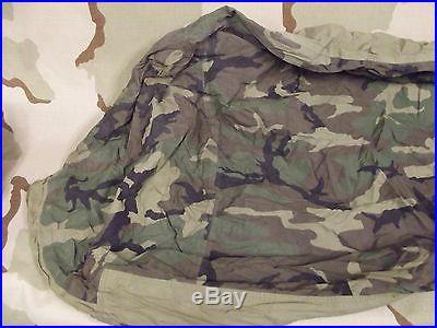 1(One) MSS Modular Sleeping Bag System, 4 Piece All Weather Mummy Grade 3 Fair