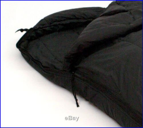 4 PC Weather Resistant Military Modular Sleeping System 50° to -40°+ NEW