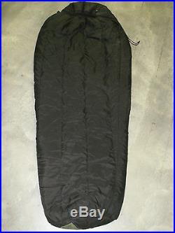4 PIECE MODULAR SLEEPING BAG SLEEP SYSTEM MSS with NEW GORE-TEX WOODLAND BIVY USGI