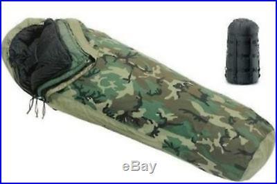 4 Piece Sleeping bag System US Military Surplus