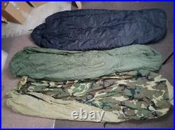 4 Piece US ARMY MILITARY MODULAR SLEEP SYSTEM