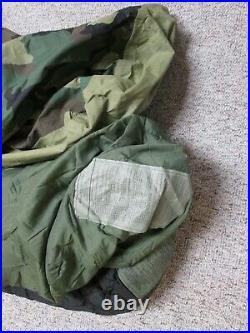 4 piece modular sleep system USGI military surplus MSS Excellent Grade A/B
