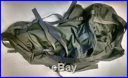 5 PIECE US Army Marines Tennier Universal Camo Modular Sleep System Bags Goretex