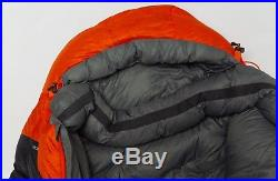 $619 Men's The North Face Inferno -20F 800 Pro Down Fill Sleeping Bag Used Once