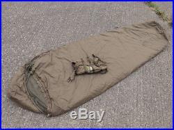 US Army Schlafsack Mumie oliv intermediate