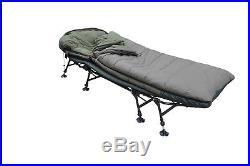 ABODE 5S Peach Skin Hollow Fill Twin Shell Deep Sleep Carp Fishing Sleeping Bag