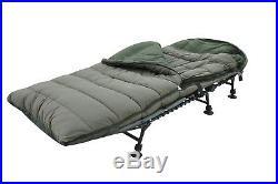 ABODE 5-S Peach Skin Hollow Fill Twin Shell Deep Sleep Carp Fishing Sleeping Bag