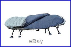 ABODE Airtexx Breathable 5 Season Hollow Fill Carp Fishing Camping Sleeping Bag