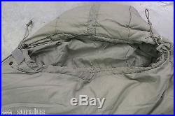 ACU INTERMEDIATE COLD URBAN GREY MODULAR SLEEPING BAG US Military Issue Good