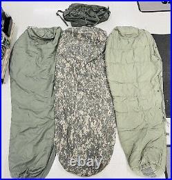 ACU sleep system genuine military issue used condition