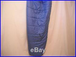 Adult REImummy sleeping bag-blue