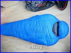 Alpkit Artic Dream 1400 -48 down 4 season sleeping bag
