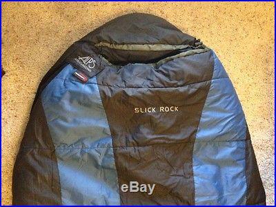 Alps Slick Rock (0 degree) Mummy Bag