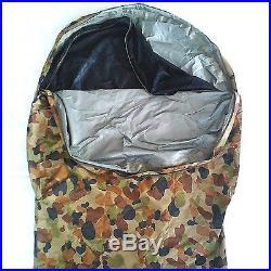 Australian Army Bivvy Bag Extra Large Auscam Dpcu Mozzie Net 277 X 112 X 93cm