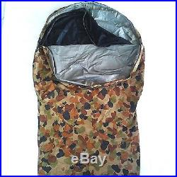 Australian Military Spec XL Bivvy Bags Auscam 3 Layer Fabric 277 X 112 X 93cm