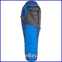 BRAND NEW / Marmot SAWTOOTH / 15ºF MEN'S Down Sleeping Bag / REGULAR NWT