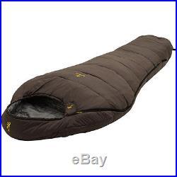 BROWNING DENALI SLEEPING BAG CLAY RATED -30 F CAMPING HIKING EXPEDITION