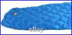 Big Agnes Anvil Horn Sleeping Bag 45F Down Long / LZ /51765/