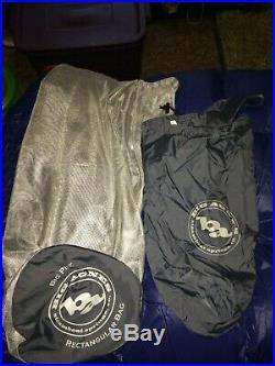 Big Agnes Big Pine Rectangular Down Sleeping Bag/Quilt