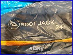 Big Agnes Boot Jack 24 Sleeping Bag