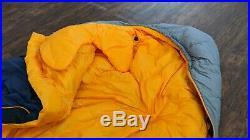 Big Agnes Boot Jack 25 Sleeping Bag Regular Length Ultralight Backpacking