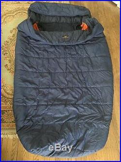 Big Agnes Cabin Creek 15 Degree DOUBLE Sleeping Bag