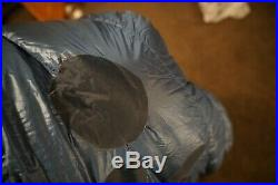 Big Agnes Crosho UL Sleeping Bag -20 Degree Down Patched