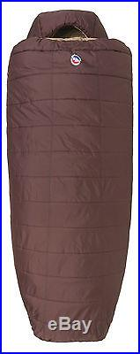 Big Agnes Elk Park -20 Sleeping Bag (Synthetic)-Chocolate