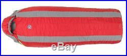 Big Agnes Encampment 15F Sleeping Bag Regular Left Zip Rectangle 20x72