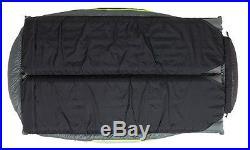 Big Agnes King Solomon 15° (600 DownTek Fill) Sleeping Bag! Double Wide Down Bag
