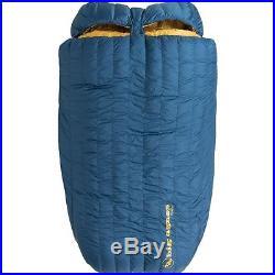 Big Agnes King Solomon Sleeping Bag 15 Degree Down