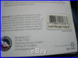 Big Agnes Lost Ranger 15 Sleeping Bag, New