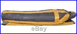 Big Agnes Mystic UL 15 Degree Sleeping Bag Long with Superlight Sleeping Pad