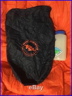 Big Agnes Newcomb Sl 0° Mens Long Sleeping Bag