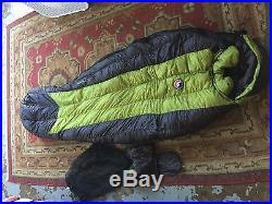 Big Agnes Pomer Hoit 0 Degree Sleeping Bag Regular