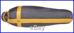 Big Agnes Pomer Hoit UL 0° 850 DownTek Sleeping Bag! Long Left Handed Down Fill