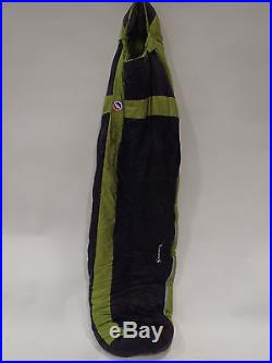 Big Agnes Pomer Hoit UL Sleeping Bag 0 Degree Down Long /23168/