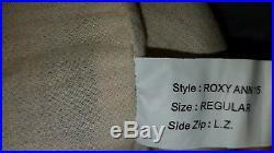 Big Agnes Roxy Ann 15° Sleeping Bag 650 Down Left Zip