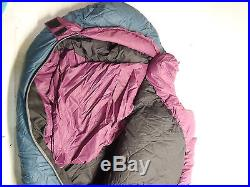 Big Agnes Roxy Ann Sleeping Bag 15 Degree Down Women's petite /23024/