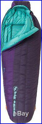 Big Agnes Sleeping Bag Ethel 0 Degree Womens Down Bag Regular Fits to 5'10