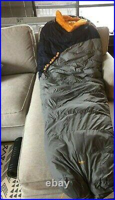 Big Agnes Spike Lake 15 Sleeping Bag Regular Left Zip