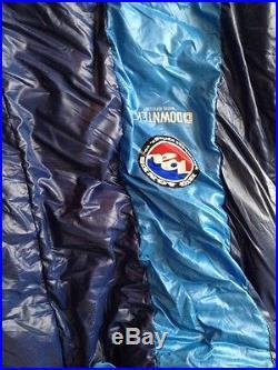 Big Agnes Storm Kind 0 degree sleeping bag