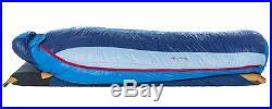 Big Agnes Storm King 0° 650 DownTek Sleeping Bag Long Left Handed Down Filled