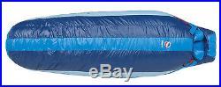 Big Agnes Storm King 0 Sleeping Bag (650 DownTek)-Long-Left