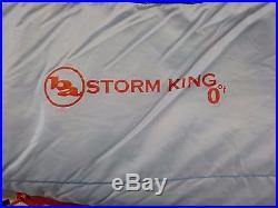 Big Agnes Storm King Sleeping Bag 0 Degree Down /31347/