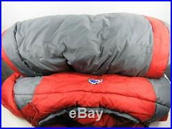 Big Agnes Whiskey Park 0 Degree Long Sleeping Bag-Left Zipper