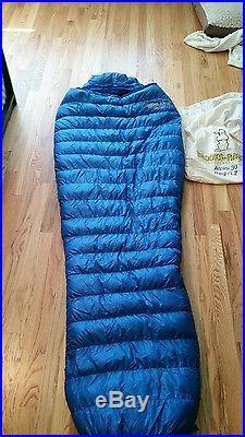 Brooks-Range 30°F Alpini Down Sleeping Bag
