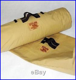 Butler Bags Canvas Sleeping Bag Cowboy Bedroll All Season Bag USA