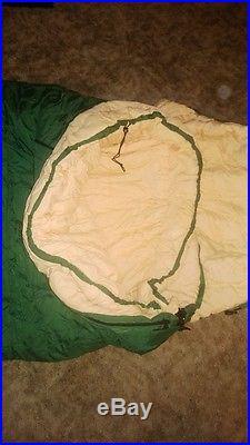 CABELA'S SUMMIT SLEEPING BAG 92X42 NWOT