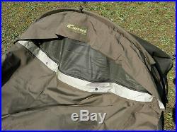 #CAR34 CARINTHIA ARMY Explorer XP II Plus Biwaksack Notzelt Bivibag Gore-Tex TOP